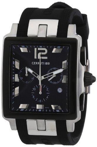 cerruti-1881-crb003e224g-montre-homme-quartz-analogique-chronometre-bracelet-silicone-noir