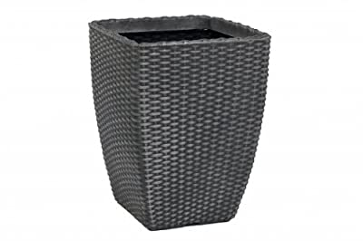 Tall Rattan Planter OGD161