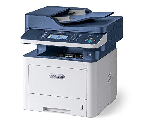 41F49R2DizL - [AirPrint] Xerox Work Centre 3335 Multifunktionsdrucker s/w (A4 bis zu 33 Seiten/min. 250 Blatt) für 138,90€ Statt 249€