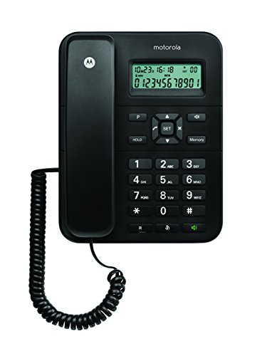 Motorola CT202C - Teléfono fijo analógico manos