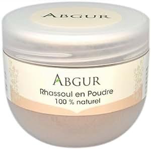 100 nat rliche und reine tonerde heilerde rhassoul pulver aus marokko f r gesicht haare und. Black Bedroom Furniture Sets. Home Design Ideas