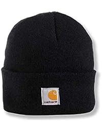 Carhartt Kids Watch Hat - Black Girls Boys Ski Hat Winter Cap CHCB8905K01 268535656aa4