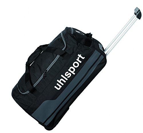 uhlsport borsa Basic Line trolley da viaggio, colore nero/antracite, M, 100424801