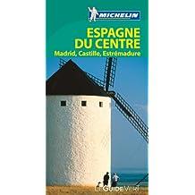 Le Guide Vert Espagne du Centre, Madrid Castille Estrémadure Michelin