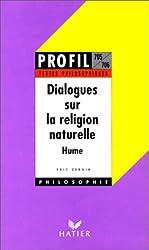 Dialogues sur la religion naturelle, textes philosophiques