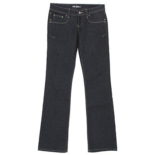 LTB, Valerie, Damen Jeans Hose, Stretchdenim, resine Rinsed Blue, W 31 L 36 [19991] Low Stretch Bootcut Boot Jeans