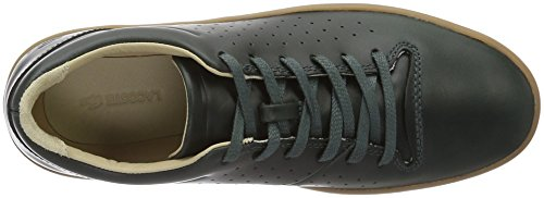 Lacoste Tamora Lace Up 416 1, Chaussure Basse Donna Green (dk Grn 177)