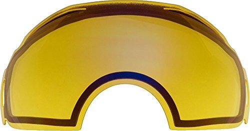 Ersatz-Objektive für Oakley Airbrake Snow Goggle, Lihgt Yellow Mirror