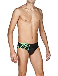 Arena M backjump Brief Badeanzug Slip Herren, Herren, M BACKJUMP BRIEF