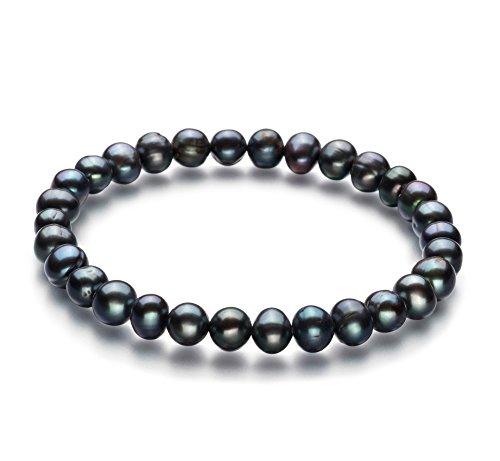 bliss-noir-6-7mm-a-qualite-perles-deau-douce-bracelet-de-perles-22-cm
