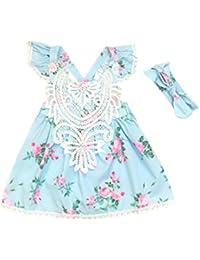 Amazon.es  etiquetas ropa niños - 3 estrellas y más   Vestidos ... 81d1c999cca