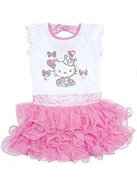 Hello Kitty Little Girls' Tutu Dress