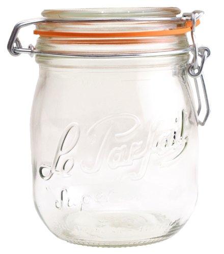 Le Parfait Vorratsglas, 0.75l (Parfait Le Jam)