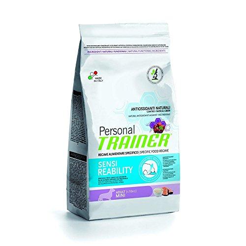 TRAINER Personal sensireability mini secco cane 2kg - Secchi dietetici per cani