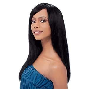"""Sensationnel - HH European Straight (Premium Too) - Tissage 100% Cheveux Naturels (18"""" - Couleur 1)"""