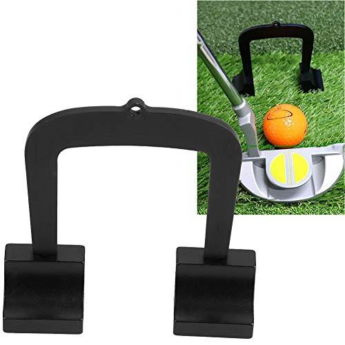 DEWIN Golf-Putter-Tor-Golf Putting Ziel Gate Golf Ziel Kit Aluminiumlegierung Zielteile Set Zubehör