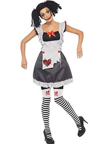 Horror-Shop Tokyo Ragdoll Kostüm L (Ragdoll Kostüm)