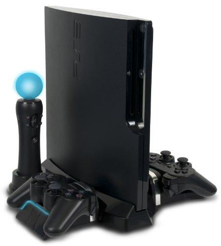 PS3 Slim, Move & DualShock Charging Station