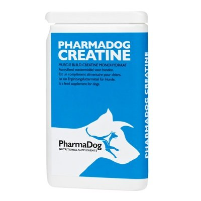 PharmaDog Creatine Muscle Build dog by PharmaDog