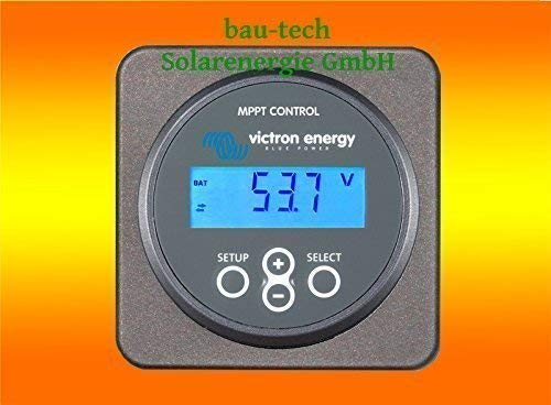 Victron Energy MPPT Control, mit 3,0m VE Direct Kabel für Victron MPPT Laderegler - Pdf-bedienungsanleitung
