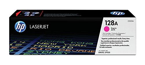 HP 128A (CE323A) Rot Original Toner für HP Laserjet Pro CP1525, HP...