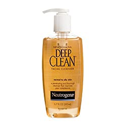 Neutrogena Deep Clean Facial Cleanser 2ml With Ayur Sunscreen Lotion 5ml