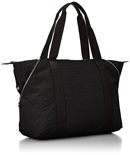 Kipling - ART M - Reisetasche - Warm Grey - (Grey) Black