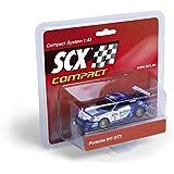 "Scalextric Compact - Coche Compact Porsche 911 GT3 ""Vallejo"" (Fábrica de Juguetes 90226)"