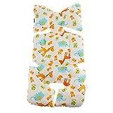 Homyl Sitzverkleinerer Sitzkissen Für Baby Kinderwagen - Stil 1
