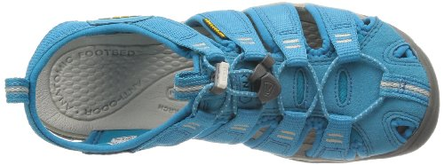 Keen - Clearwater Cnx W-caribbean Sea/Pumice St, Sandali Donna Blu (Blau (CARIBBEAN SEA/PUMICE ST))