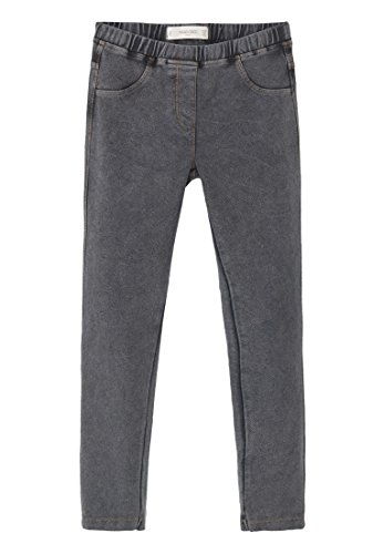 mango-kids-leggings-en-pantalon-denim-taille11-12-ans-couleurgris-denim
