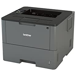 Brother HL-L6200DW Monochrome Laser Printer with Wi-fi, Network & Auto Duplex Printing
