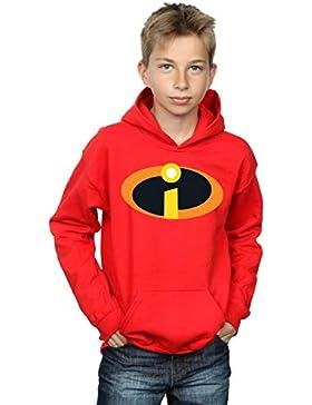 Disney Niños The Incredibles 2 Costume Logo Capucha