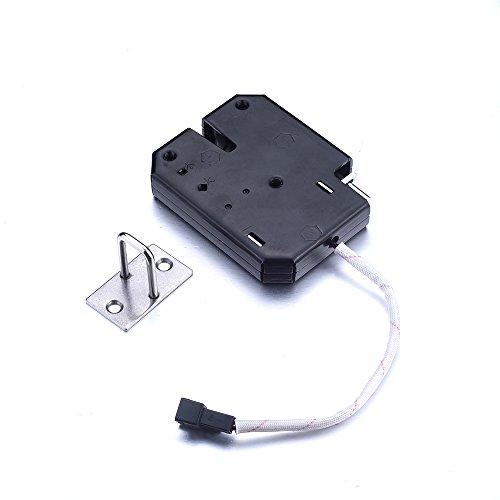 atoplee DC 12V Intelligente Electric Tür Schloss für Datei Cabinet Tür