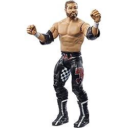 WWE Basic #76 - Sami Zayn - Action Figure Mattel - Personaggio wrestling ufficiale