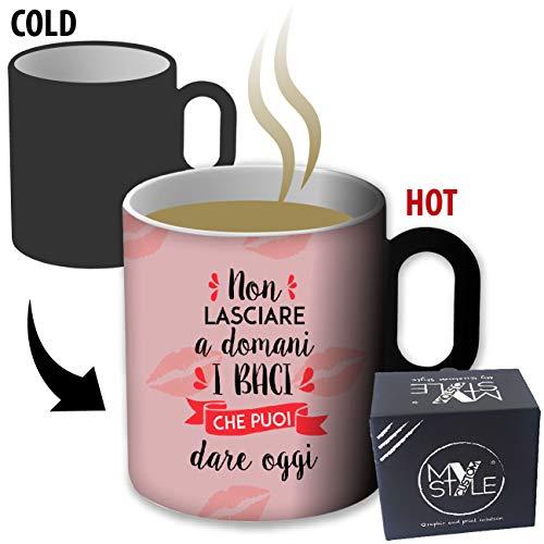 My Custom Style Tasse magische temperaturempfindlichen#SanValentino-IBaci#325ml