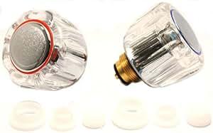 Plumb-Pak Kit de conversion de robinets Adapt -A-Tap Acrylique