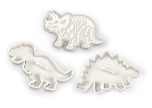 Fred Dig Ins - Moldes para galletas, diseño de dinosaurio