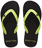 #4: United Colors of Benetton Men's EVA Flip-Flops and House Slippers
