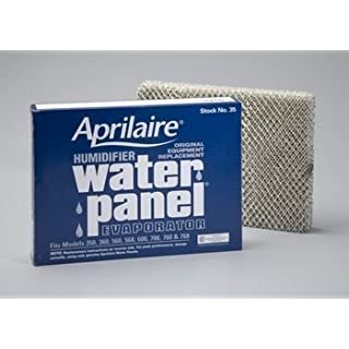 Aprilaire 35 Humidifier Filters, Genuine Media for Aprilaire Models 350, 360, 560, 568, 600, 700, 760 & 768-4 Pack