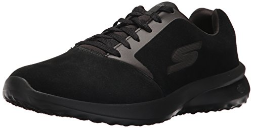 Evergreen Spikes (Skechers Herren On-The-Go City 3 Laufschuhe, Schwarz (Black), 47 EU)
