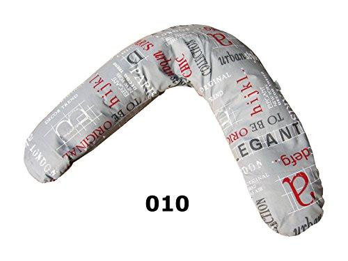 Housse pour Coussin - pour Coussins d'allaitement 190 cm - 010