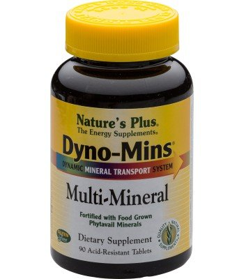 Nature's Plus Dyno-Mins Multi-Mineral -- 90 Tablets by Nature's Plus -