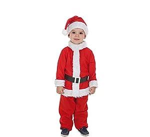 LLOPIS  - Disfraz Bebe Baby Noel t-XS  (12 Meses)