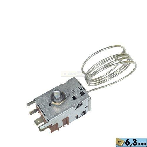 Thermostat Danfoss 077B6738 für Kühlschrank mit automatischer Abtauung, Gorenje 596279