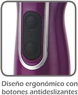Mx Onda MX-BB2113 - Batidora de mano, color negro