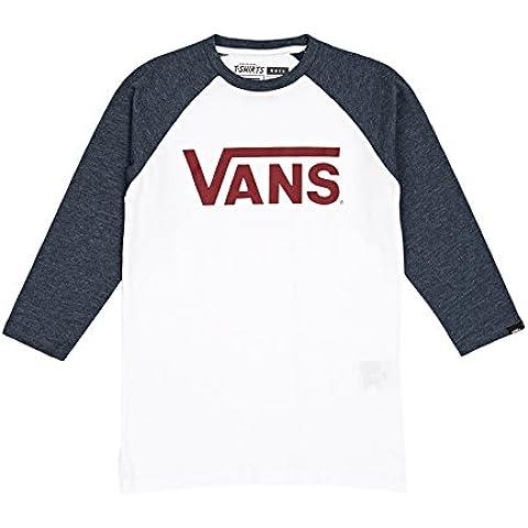 Vans - Camiseta de manga larga - para niño