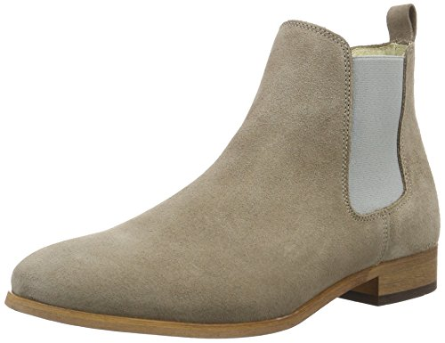 Shoe the Bear, Bottes Chelsea Homme Gris (140 Grey)