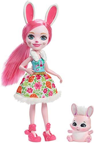 Enchantimals Doll Brie Bunny (Mattel DVH88)