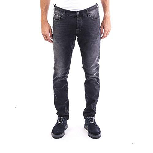 Care Label Jeans FW192142174 Black Size:35 (Jean Black Herren Label)